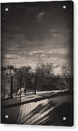 Things We May Never Know Acrylic Print by Laurie Search