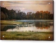 Third November Day Acrylic Print by Jai Johnson