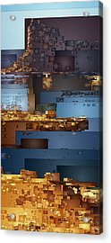 This Is Lake Powell Acrylic Print