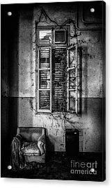 This Is The Way Step Inside II Acrylic Print by Traven Milovich