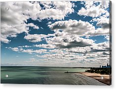 This Is What 58 Degrees Looks Like Acrylic Print by By Ken Ilio