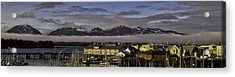 Acrylic Print featuring the photograph Thomas Basin Alaska by Timothy Latta