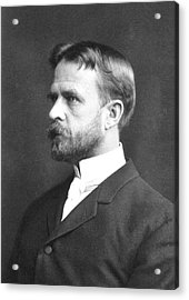 Thomas Hunt Morgan Acrylic Print