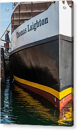 Thomas Laighton At Star Isle Acrylic Print