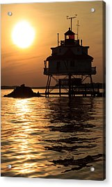 Thomas Point Lighthouse Acrylic Print