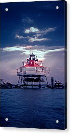 Thomas Pt.  Shoal Lighthouse Acrylic Print