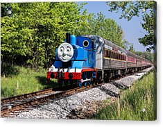 Thomas Visits The Cvnp Acrylic Print