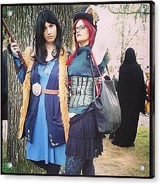Thorin And The Corsair @__allonsy ♥ Acrylic Print