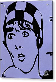 Thoroughly Modern Millie Acrylic Print