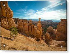 Thors Hammer Acrylic Print by Phil Abrams