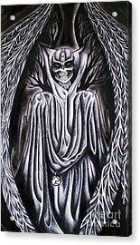 Thoth IIi Acrylic Print by Coriander  Shea