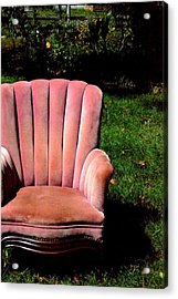 Acrylic Print featuring the photograph Thoughtful Spot by Carlee Ojeda