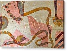 Thoughts Acrylic Print by Margarita Gokun