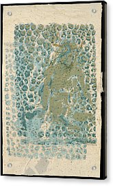 Threaded Woman Acrylic Print