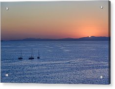 Acrylic Print featuring the photograph Three Dreams by Steven Sparks