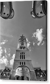 Three Points Of Justice Acrylic Print