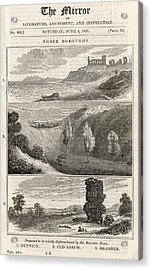 Three Rotten Boroughs -  1 Acrylic Print by Mary Evans Picture Library