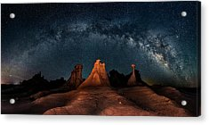 Three Wise Men Acrylic Print