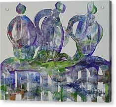 Threefold Cord Acrylic Print