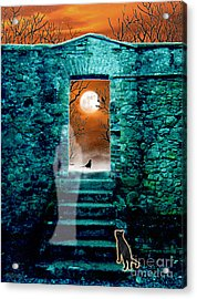 Threshold Acrylic Print