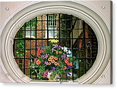 Through The Looking Glass Acrylic Print