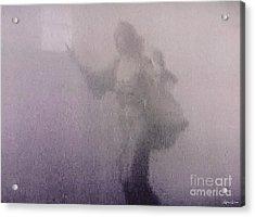 Through The Mist Acrylic Print by Lyric Lucas