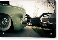 Through The Years Acrylic Print by Merrick Imagery