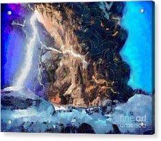 Thunder Struck Acrylic Print