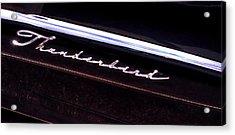 Thunderbird 14757 Acrylic Print