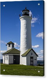 Tibbetts Point Lighthouse Acrylic Print by Ben and Raisa Gertsberg