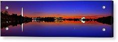 Tidal Basin Sunrise Acrylic Print