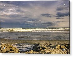 Tidal Pool Acrylic Print by Rob Sellers
