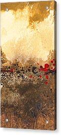 Tidal Sunrise Panel 1 Acrylic Print by Craig Tinder