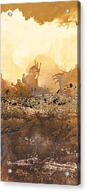 Tidal Sunrise Panel 3 Acrylic Print by Craig Tinder