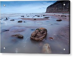 Tides In Acrylic Print