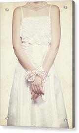 Tied Acrylic Print by Joana Kruse