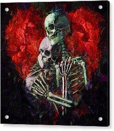 Til Death Acrylic Print