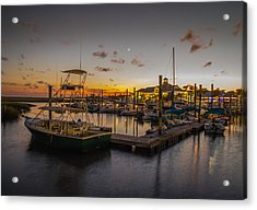 Acrylic Print featuring the photograph Til Tomorrow by Serge Skiba