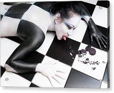 Tile Tales - O! Reo! Acrylic Print