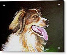 Tillie Acrylic Print
