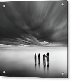 Time After Time Acrylic Print
