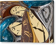 Time Further Out Acrylic Print