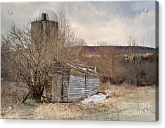 Time Gone By  Acrylic Print by A New Focus Photography