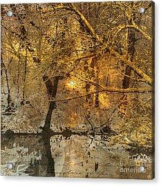 Time II Acrylic Print by Yanni Theodorou