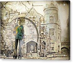 Time Lapse Acrylic Print
