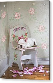 Time Out Variant 1 Acrylic Print