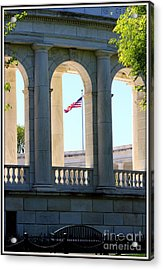 Acrylic Print featuring the photograph Time To Reflect by Patti Whitten