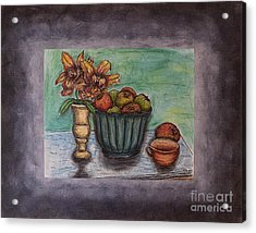 Time To Relax Acrylic Print