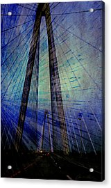 Time Travel  Acrylic Print by Off The Beaten Path Photography - Andrew Alexander