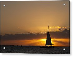 Times Of Our Lives Acrylic Print by Scott Meyer